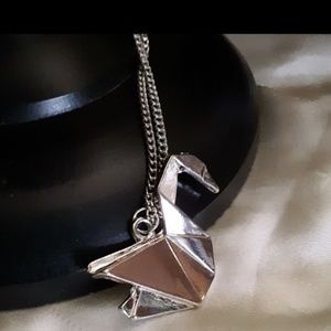3/$15. Origami Necklace